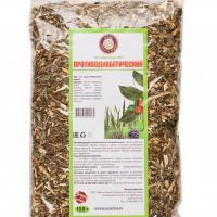 Сбор трав регулирует содержание сахара в крови и нормализует обмен веществ